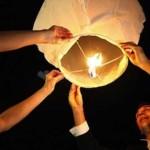 Volo delle lanterne
