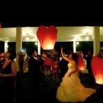 Il volo delle lanterne